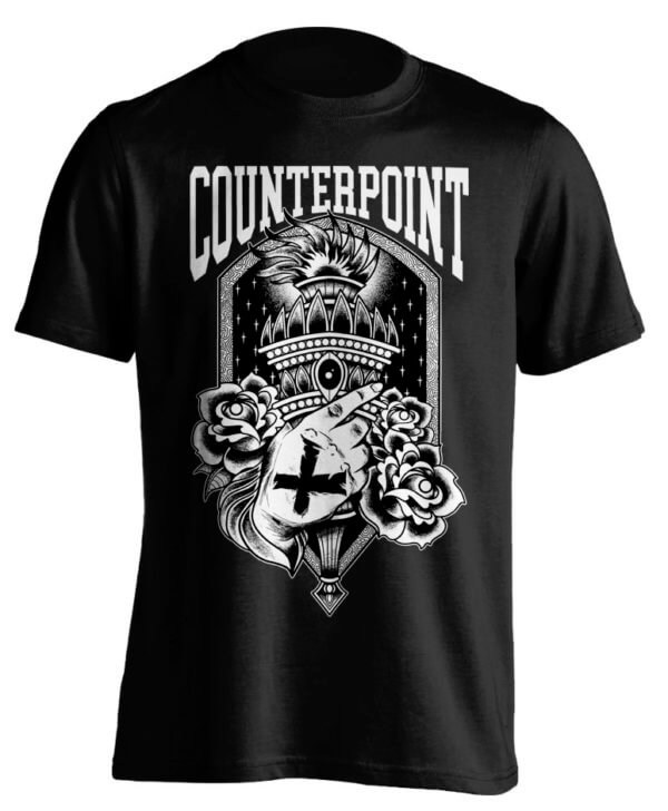 Counterpoint - Edge Torch - Black