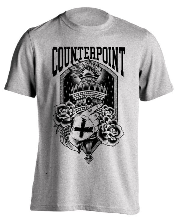 Counterpoint - Edge Torch - Heather-Grey