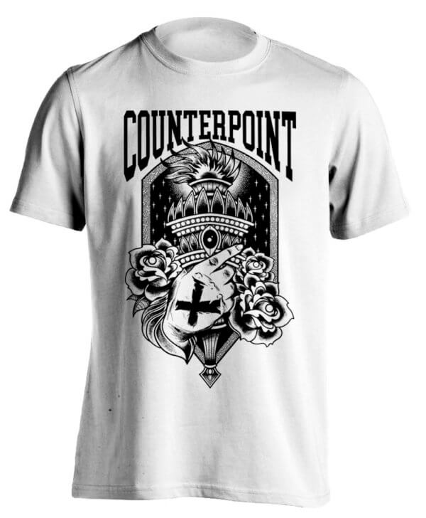 Counterpoint - Edge Torch - White